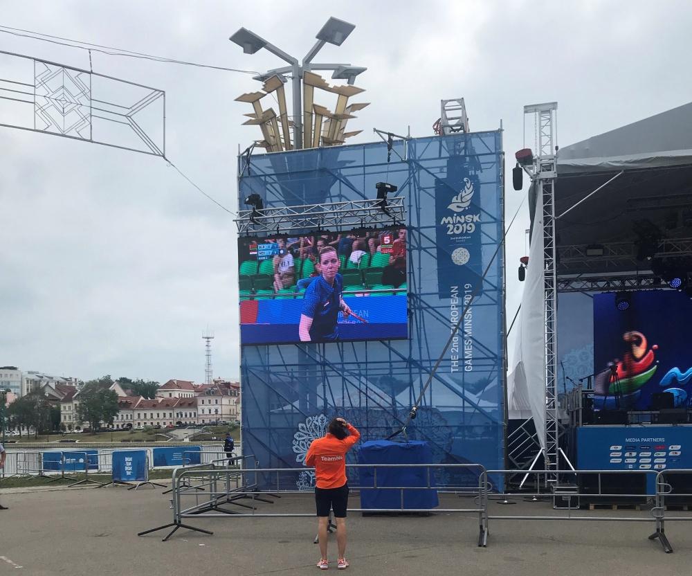 Fontijn Partners.Britt Eerland Wint Met Nederlands Team Op European Games