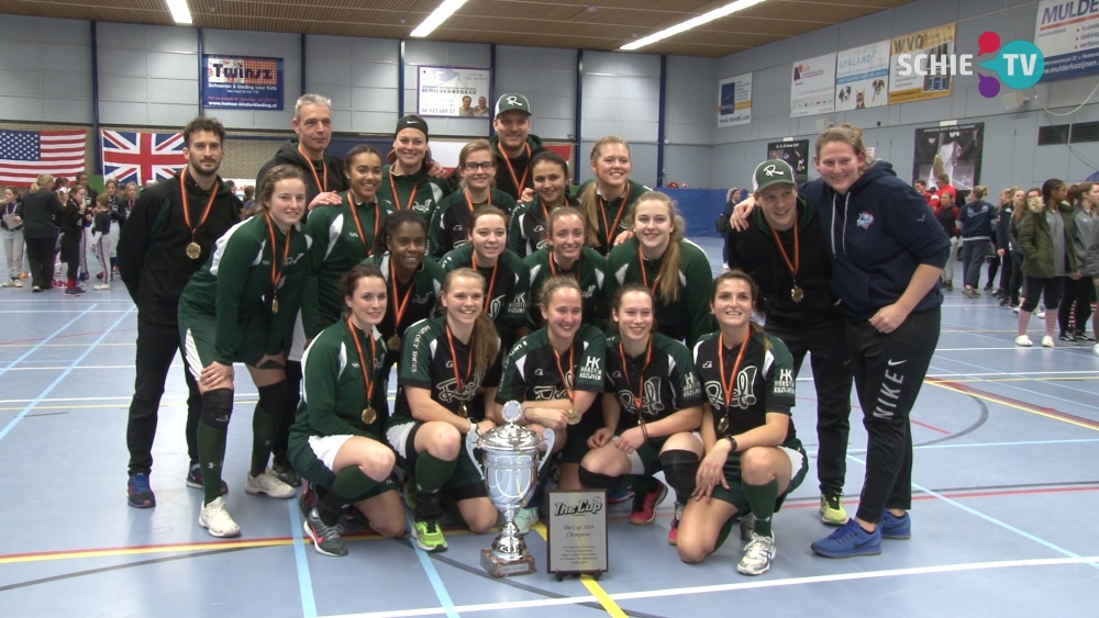 Schiedam Sportstad: Internationaal indoor Softball Cup